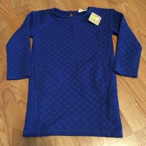 NWT Royal Blue Dress